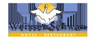 Weisser Schwan Logo